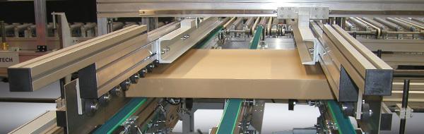 Станок для запечатывания картона VKV 200