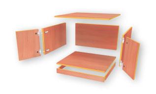 Пресс для корпусной мебели MDE 110