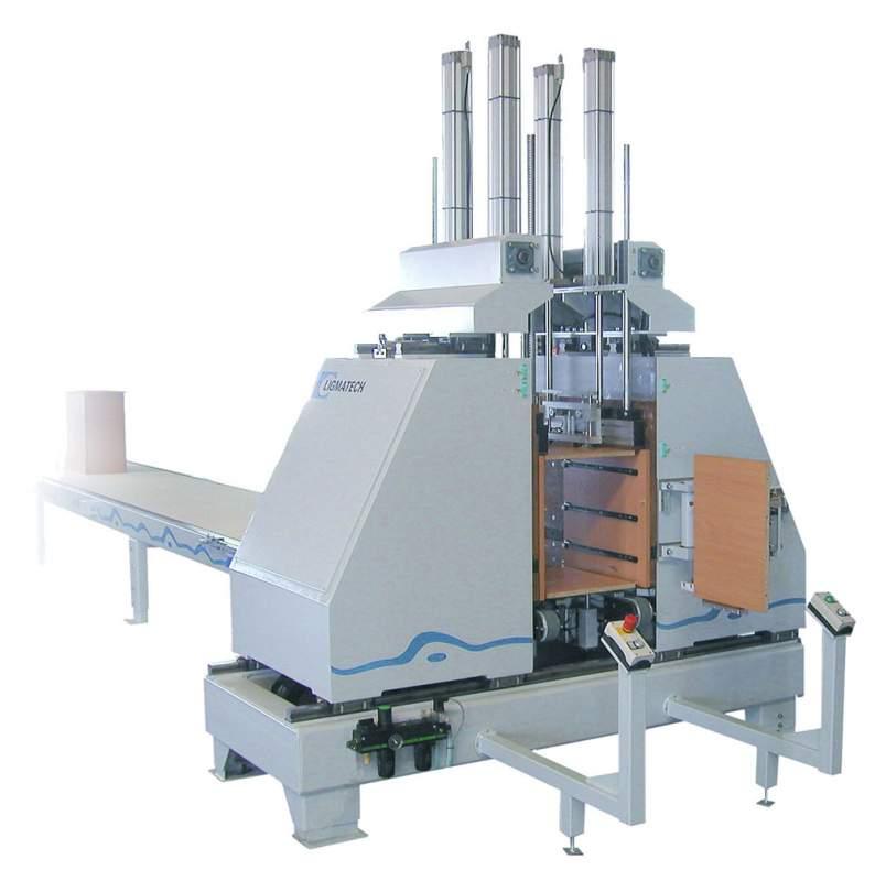 Пресс для корпусной мебели MPC 100