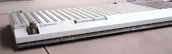 Системы транспортировки: траверсные передвижные платформы THS800