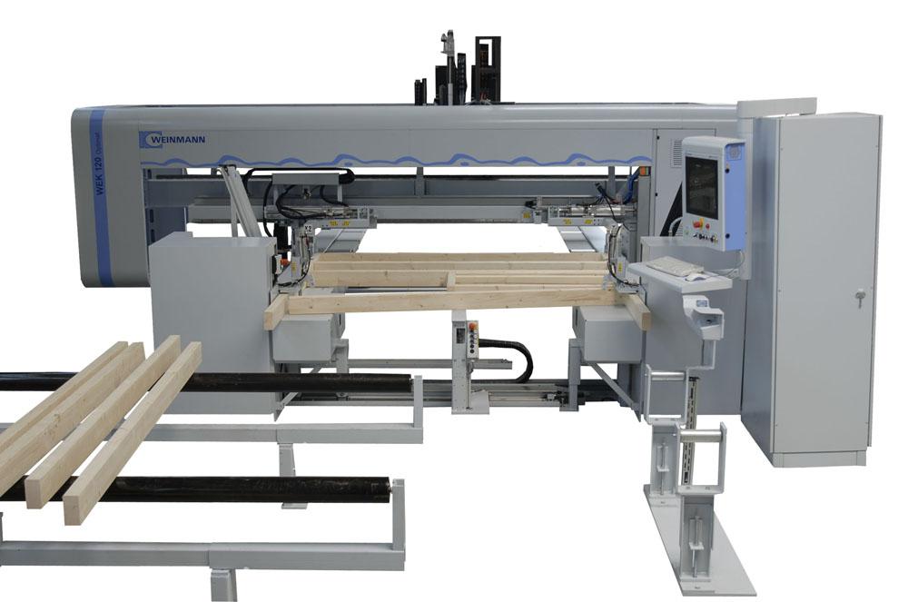 Woodworking machine of WEK 120