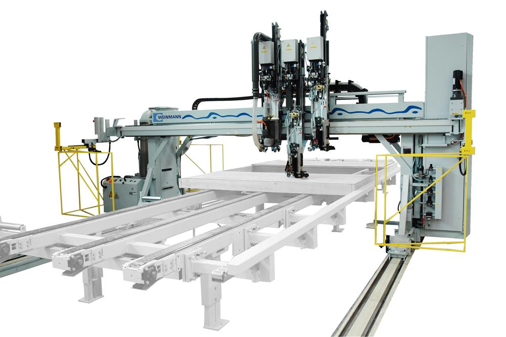 Мультифункциональный мост для металлического каркаса