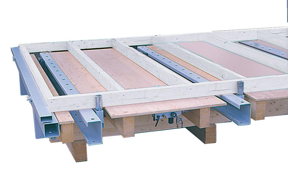 Стол для самостоятельного изготовления VarioTec WTV100