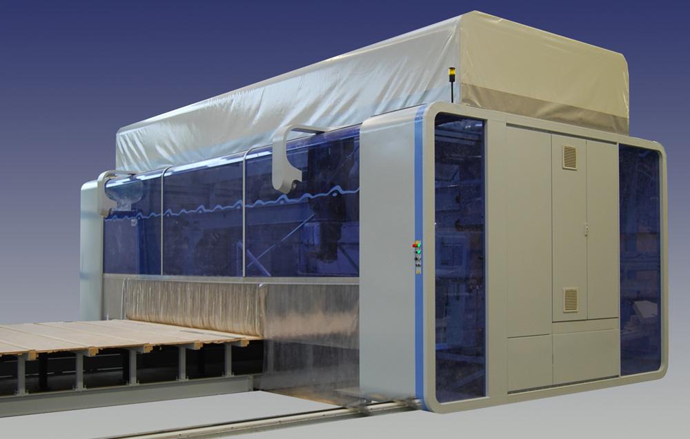 Центр обработки плит WMP 200/220/240