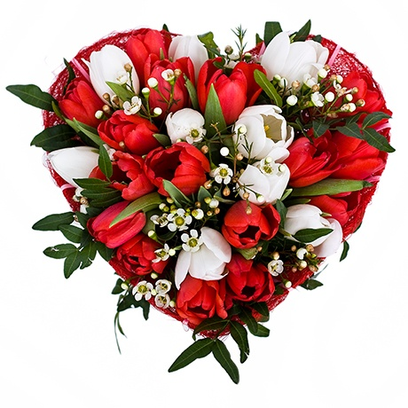 "Buy Bouquet of ""I Love y"