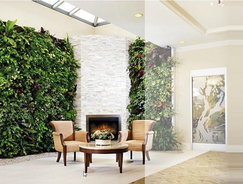 Buy Green wall