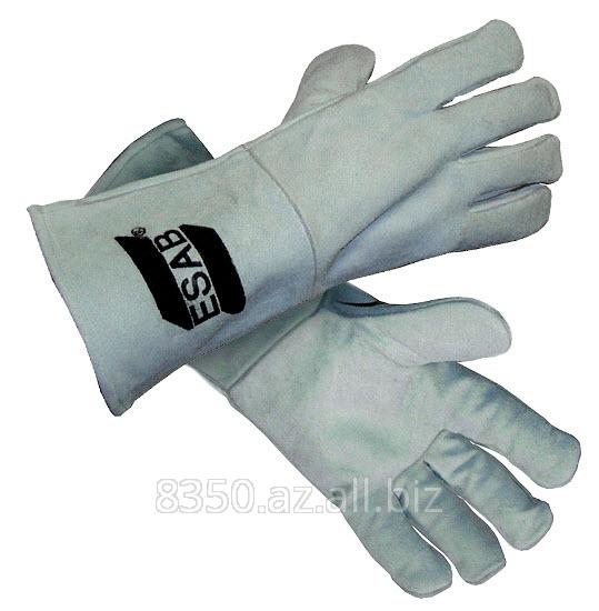 Купить Сварочные перчатки ESAB из коровьей кожи толщиной 1,3 мм
