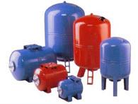 Купить Расширительные баки в системах отопления для компенсации объема воды