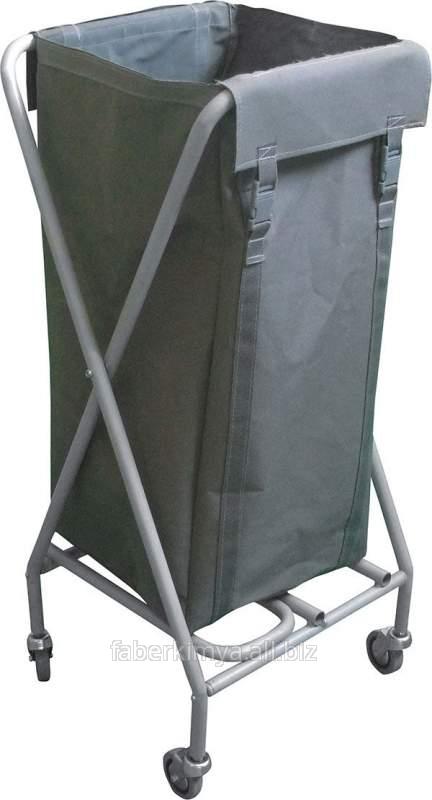 Купить Тележки уборочные- Milenyum - cбор мусора и белья CT261MB