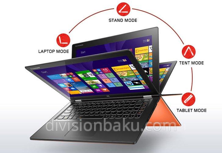 Ноутбук Lenovo Ideapadyoga2-13 Gmgrtxi54210U 4G 128R 8Ekz 59422700