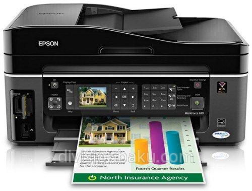 Принтер Epson Wf-7515 C11Ca96311