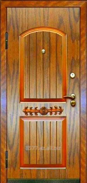 Дверь стал 100