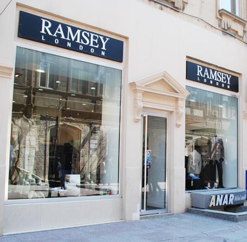 Купить Одежда мужская Ramsey
