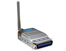 Купить AirPlus G высокоскоростной 2.4ГГц (802.11g) беспроводной однопортовый принт-сервер, до 54 Мбит/с