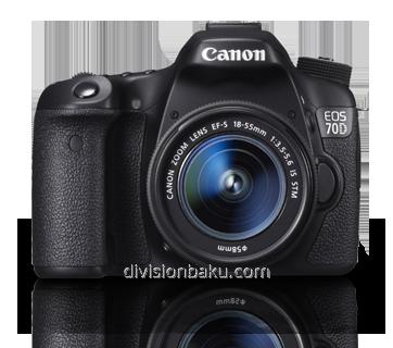 Камера цифровая Canon Digital Camera70D KIT 18-135
