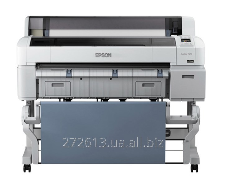 Epson SureColor SC-T5200 of the A0 forma
