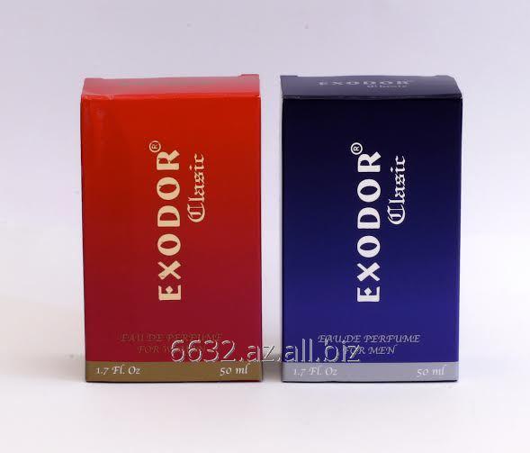 Купить Тулетная вода для мужчин и женщин EXODOR