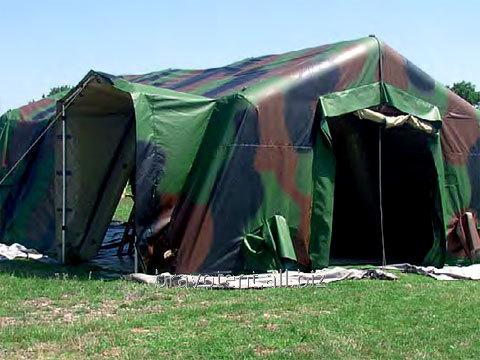 Палатка надувная TBM размером 15м2