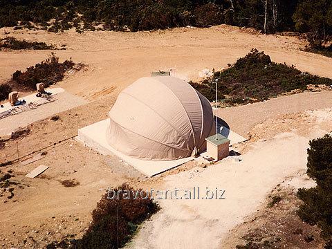Полусферическая купольная конструкция