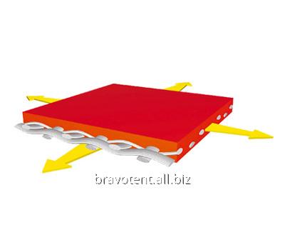Ткань тентовая технология Precontraint