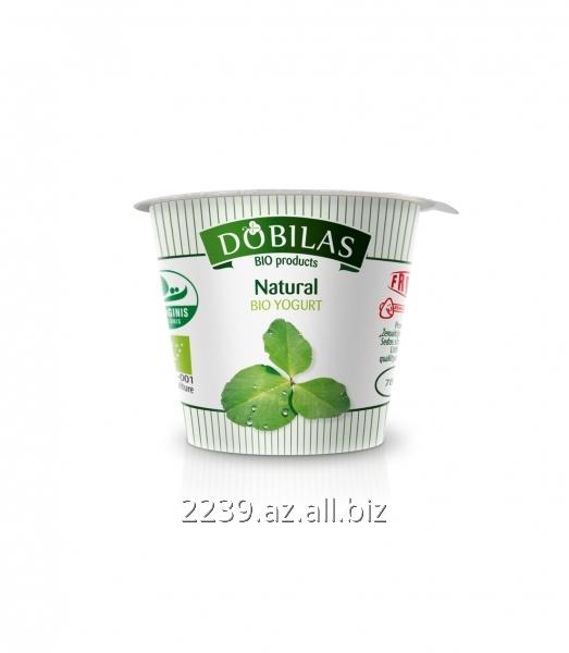 Buy Environmentally friendly natural Dobilas yogur