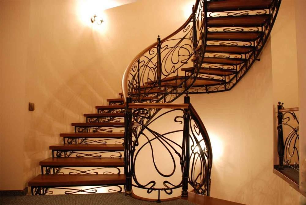 Купить Перила кованые,лестницы