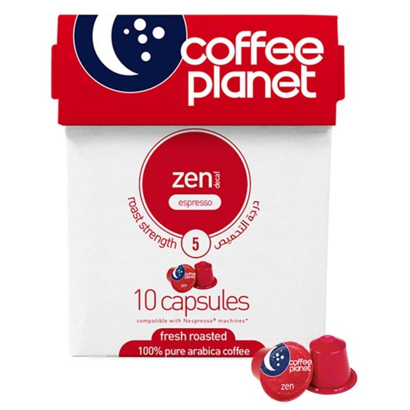 Buy Capsular Zen Decaf coffee (12 pcs)