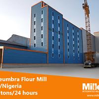 Купить Мельничные комплексы производительностью от 30 до 1200 тонн в сутки по зерну.