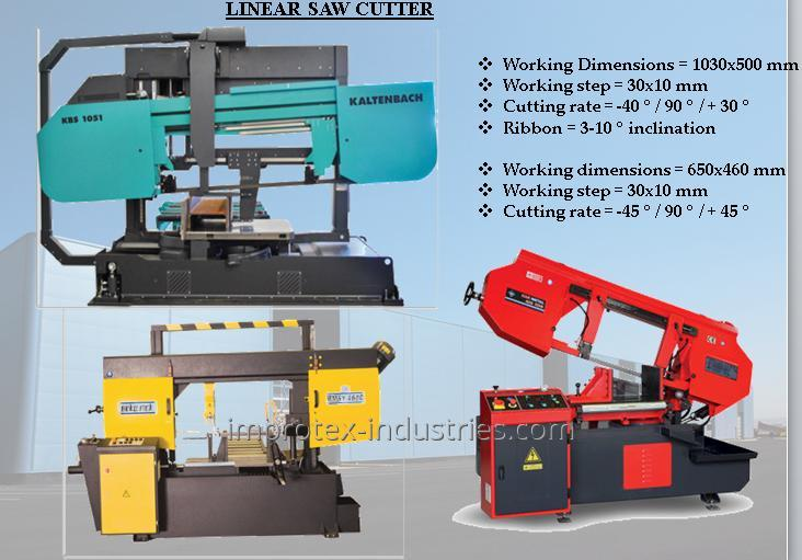 Linear Saw Cutter
