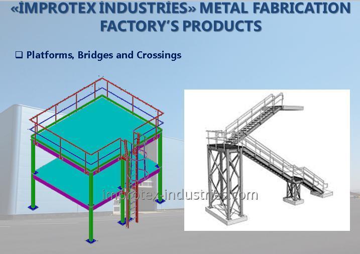 Купить Platforms, Bridges and Crossings