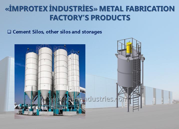 Купить Cement Silos, other silos and storages