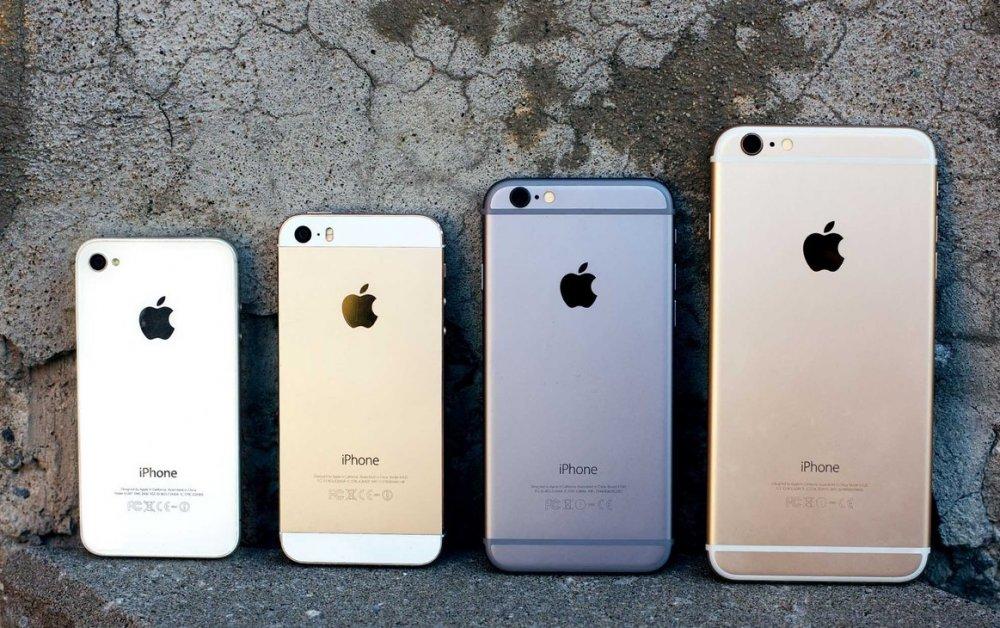 Купить IPhone 6s 6plus 6 5s 4s 4