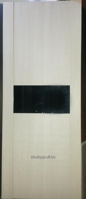 Купить Дверь межкомнатная модель 3д белая