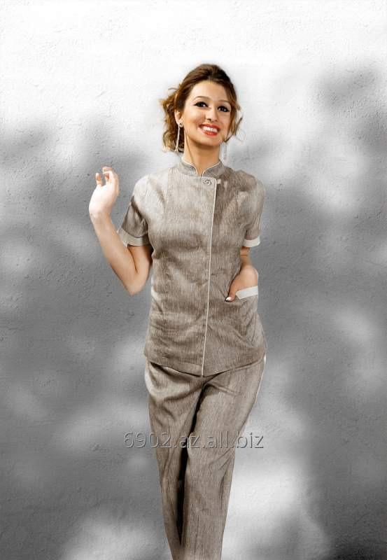 Купить Униформа для работников СПА-салонов 0002
