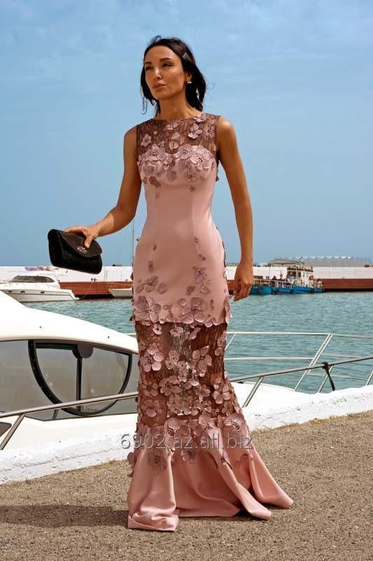 Платье вечернее VNine лето 2014 Evening 0001