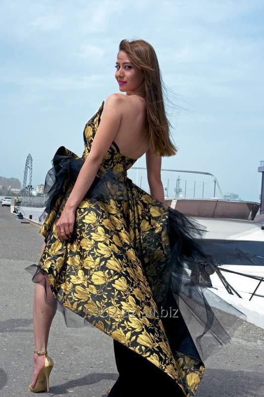 Платье вечернее VNine лето 2014 Evening 0002