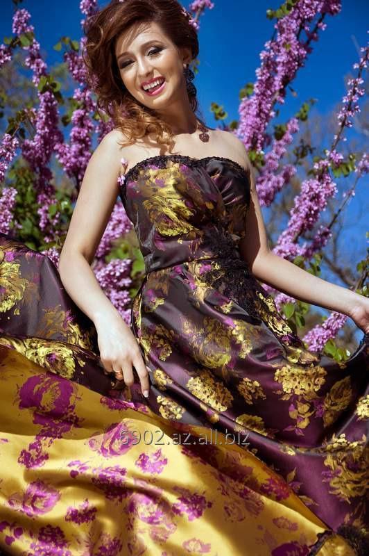 Платье вечернее VNine лето 2014 Evening 0003