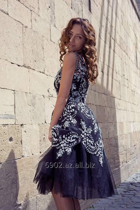 Платье вечернее VNine лето 2014 Evening 0006