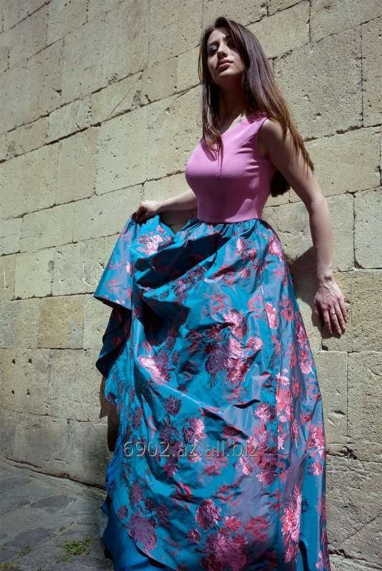 Платье вечернее VNine лето 2014 Evening 0007
