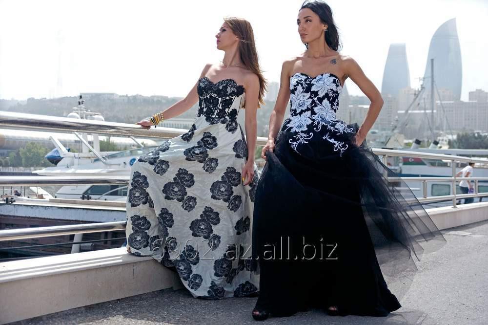 Платье вечернее VNine лето 2014 Evening 0008
