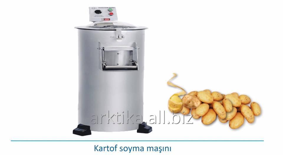 Картофелечистка для профессиональной кухни