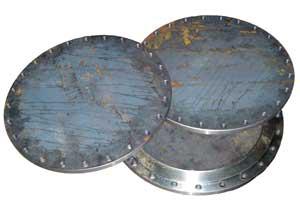 Заглушки для труб металлические