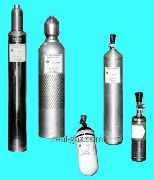Купить Поверочные (калибровочные) газовые смеси