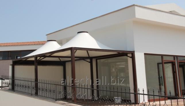 Awning Gazebo system buy in Baku