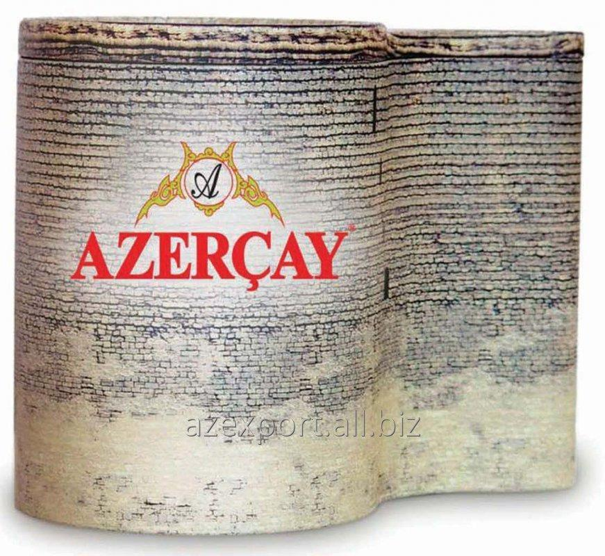 Azerchai乙女の塔100グラムスズ缶
