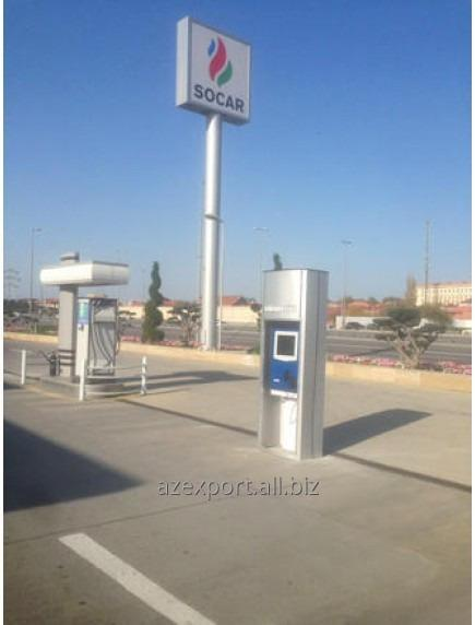 Self service car diagnostic kiosk