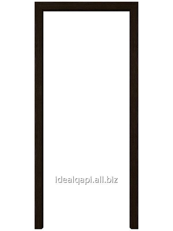 Купить Погонажное изделие Вариант №12 шпон Морёный ДУБ бесцветный лак