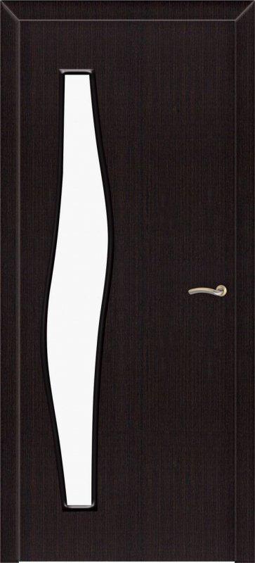 Купить Ламинированные двери Волна ПО