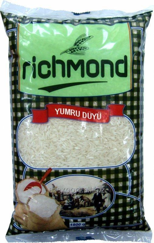 RICHMOND ROUND RICE 1.8 KG