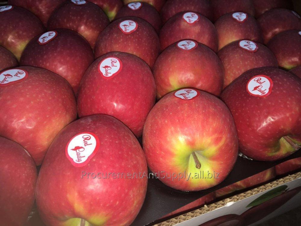 Купить Fresh Granny Smith and Golden type apples
